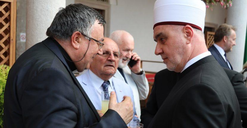 Reisu-l-ulema na zajedničkoj molitvi za žrtve rata u BiH