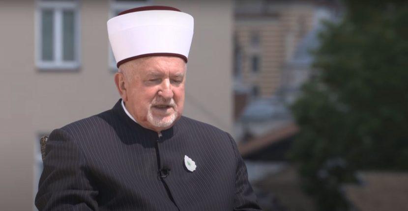 """Emisija """"Ljudi i vrijeme"""" na BIR TV: Intervju s dr. Mustafom Cerićem"""
